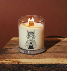 Sea Witch Botanicals Green Fairy: Candle
