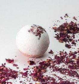 NaturalAmor Rose Geranium Bath Bomb*