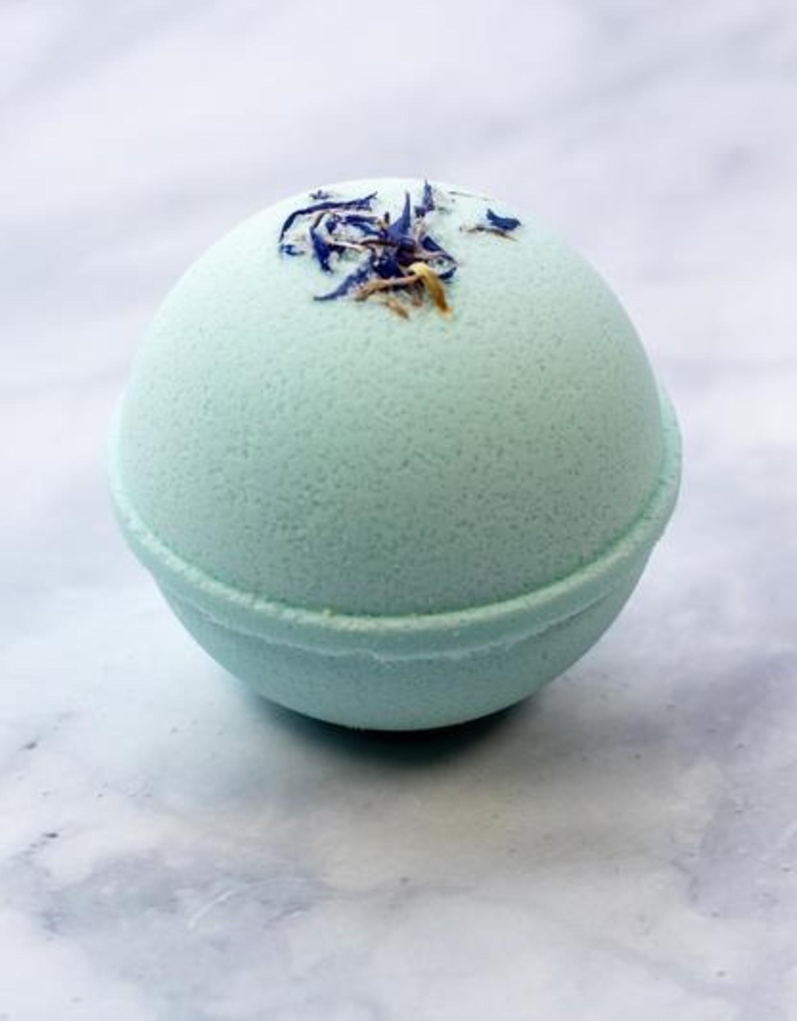 NaturalAmor Rose Cedarwood Bath Bomb