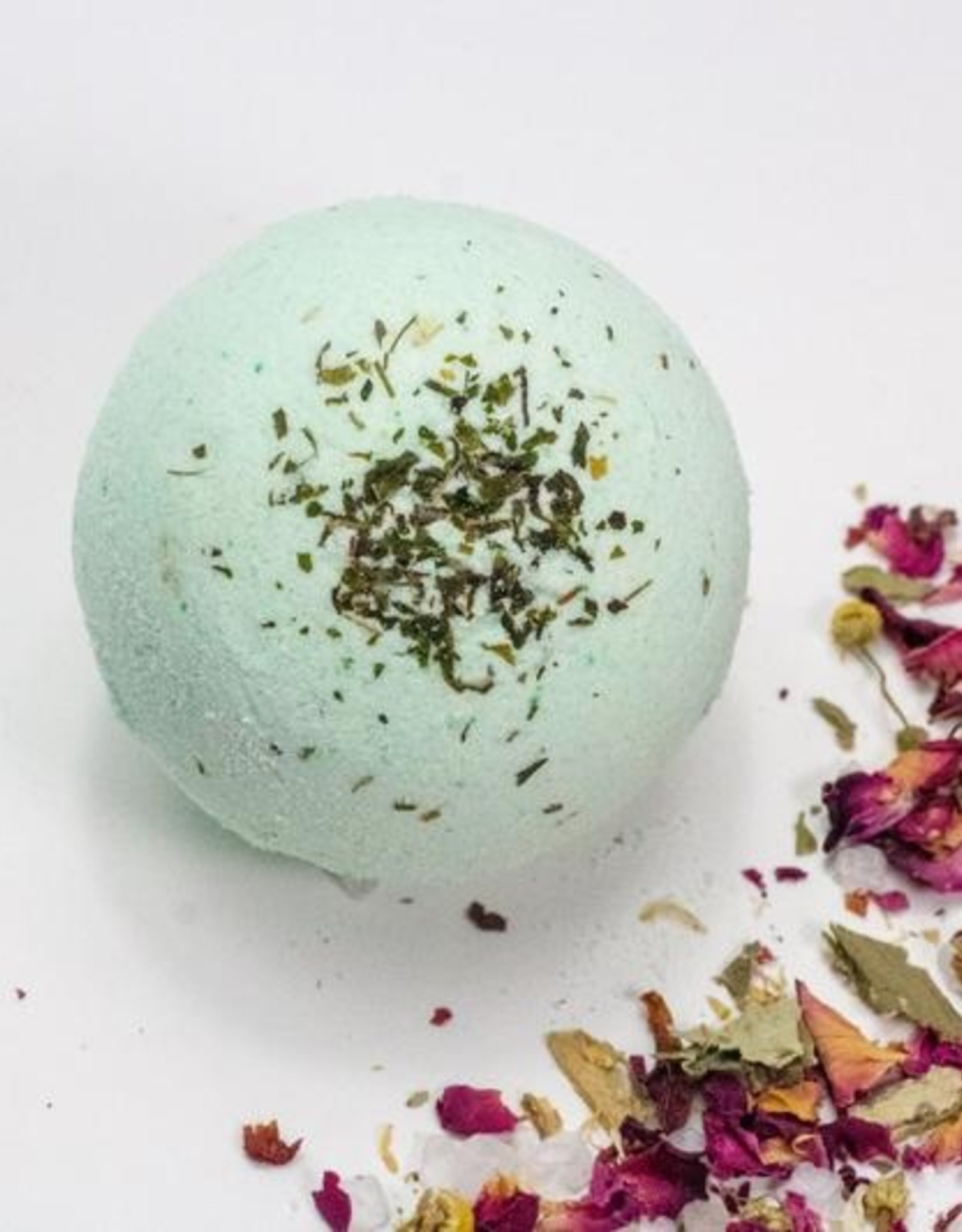 NaturalAmor Peppermint Tea Bath Bomb