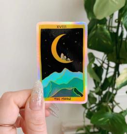 Jess Weymouth Holographic Tarot Sticker