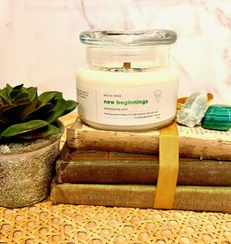 Becca Rose New Beginnings Soy Candle