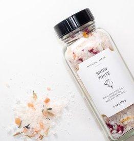 NaturalAmor Snow White Bath Salt*