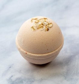 NaturalAmor Oatmeal Coconut Bath Bomb
