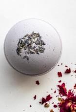 NaturalAmor Lavender Sage Bath Bomb