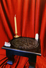 New Age Imports, Inc. Pentagram Altar Table