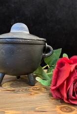 New Age Imports, Inc. Cast Iron Cauldron