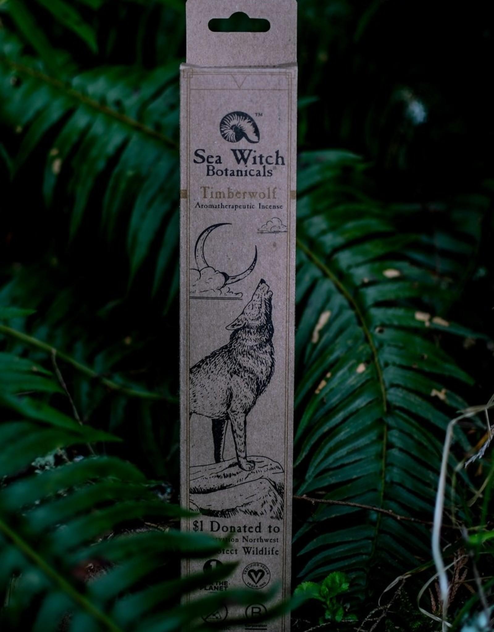 Sea Witch Botanicals Timberwolf Incense