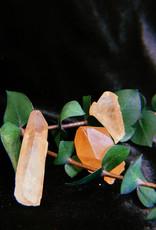 Pelham Grayson Tangerine Quartz Points (lg)