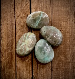 Pelham Grayson Garnierite Palmstone
