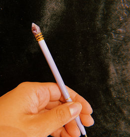 Santa Barbara Design Studio by Creative Brands Crystal Pen - Amethyst*