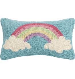 Peking Handicraft Rainbow Hook Pillow