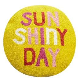 Peking Handicraft Sun Shiny Day Hook Pillow
