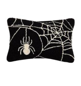 Peking Handicraft Spider Web Hook Pillow