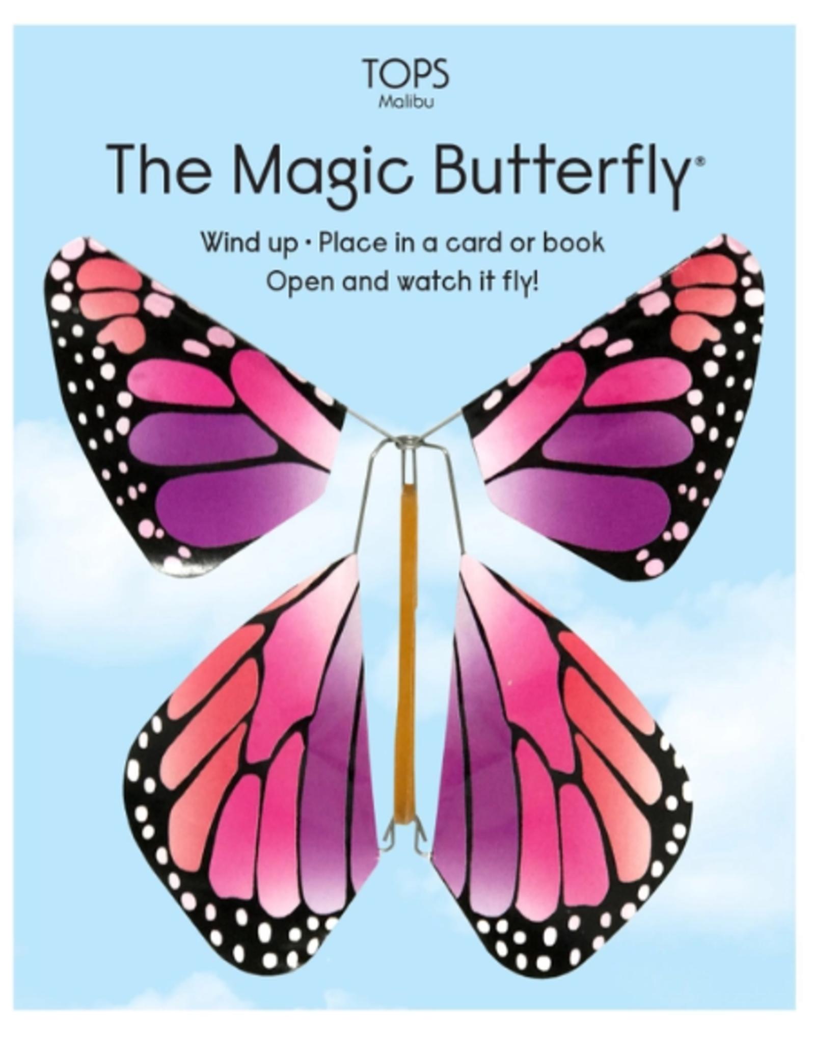 TOPS Malibu Magic Flying Butterfly Rainbow