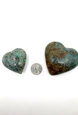 Minec Amazonite Heart