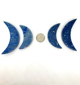 Minec Blue Quartz Moon