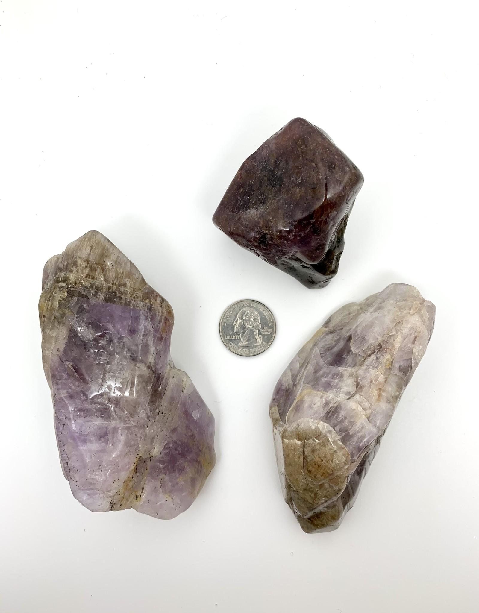 Minec Cacoxenite Super 7 - large