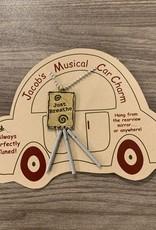 Jacob's Musical Chimes Just Breathe Car Charm