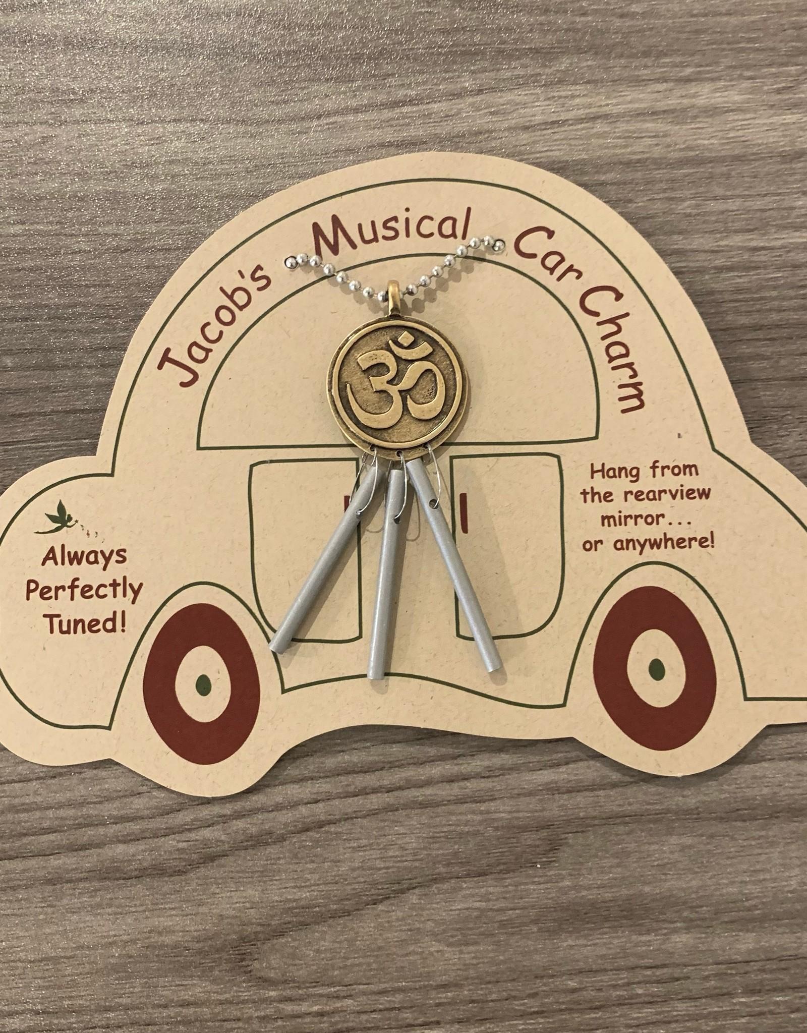 Jacob's Musical Chimes Om Car Charm