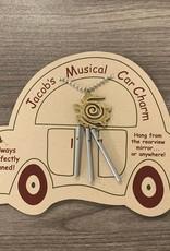 Jacob's Musical Chimes Sea Turtle Car Charm