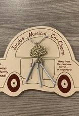 Jacob's Musical Chimes Tree of Life Car Charm