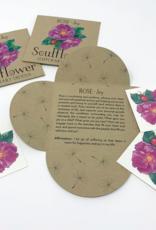 Soulflower Rose Tattoo