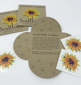 Soulflower Sunflower Tattoo