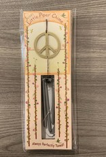 Jacob's Musical Chimes Piper Peace Sign Chime