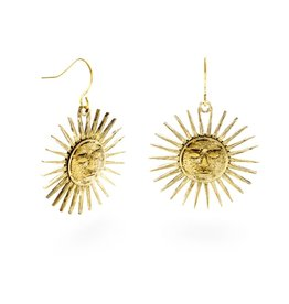 Mind's Eye Design Sol Earrings