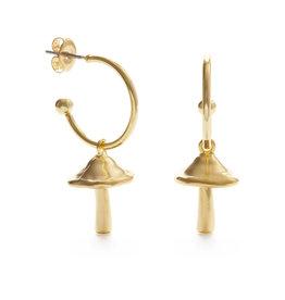 Amano Studio Mushroom Earrings
