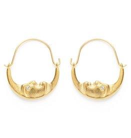 Amano Studio La Lune Earrings*