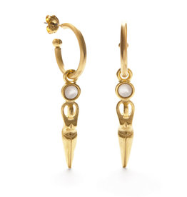 Amano Studio Selene de la Luna Earrings*