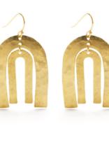 Mind's Eye Design Arco Iris Earrings
