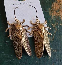 Verdilune Cicada Earrings