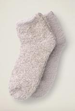 Barefoot Dreams CozyChic 2 Pair Tennis Sock Set