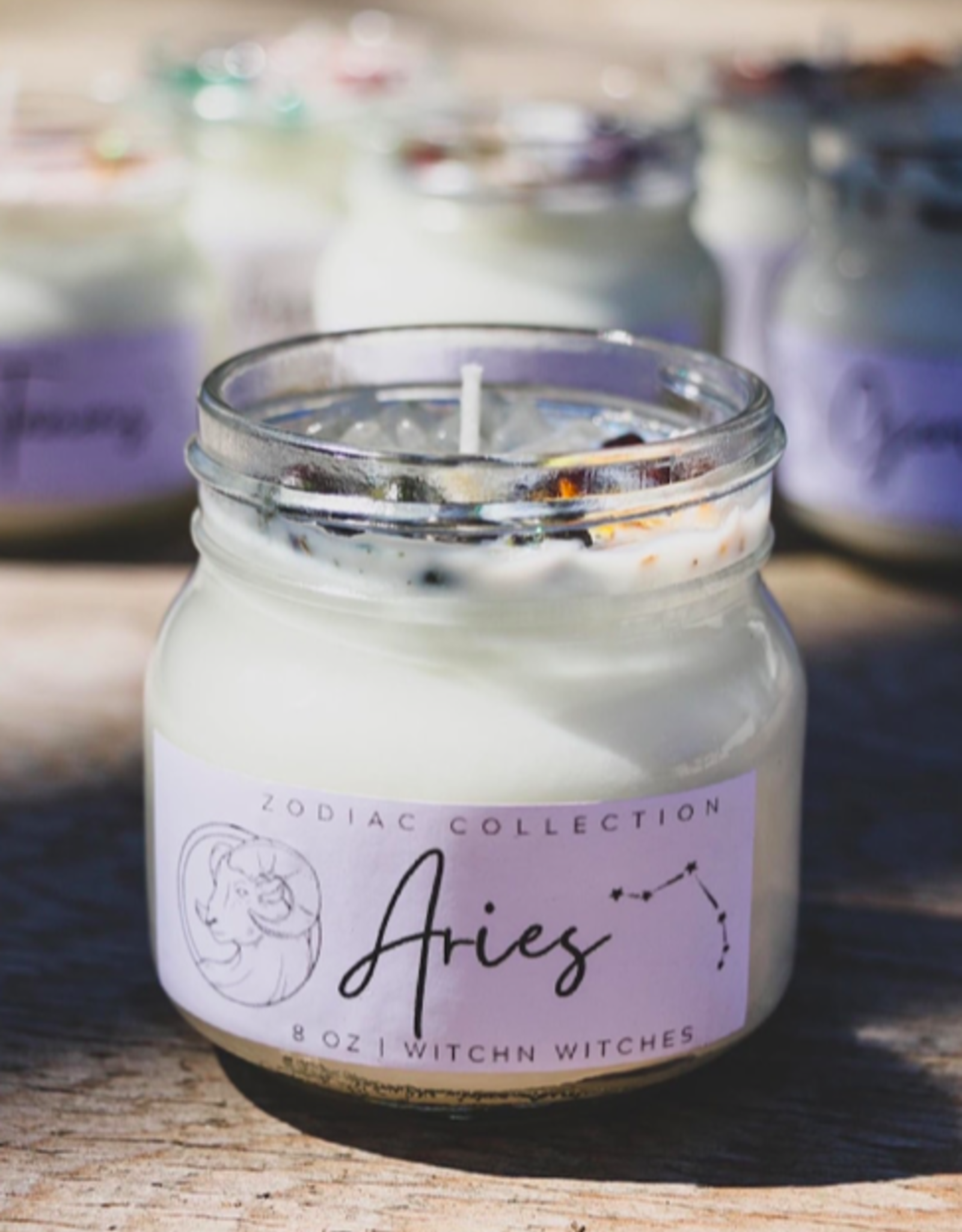 Witchn Witches Astrology Zodiac Candles