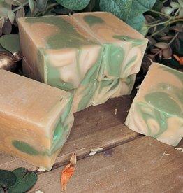 Becca Rose Lemon Mint Love Goat Milk Soap