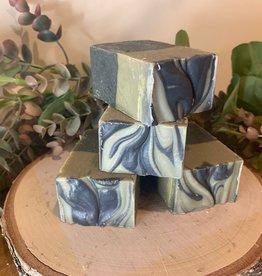 Becca Rose Charcoal Goat Milk Soap
