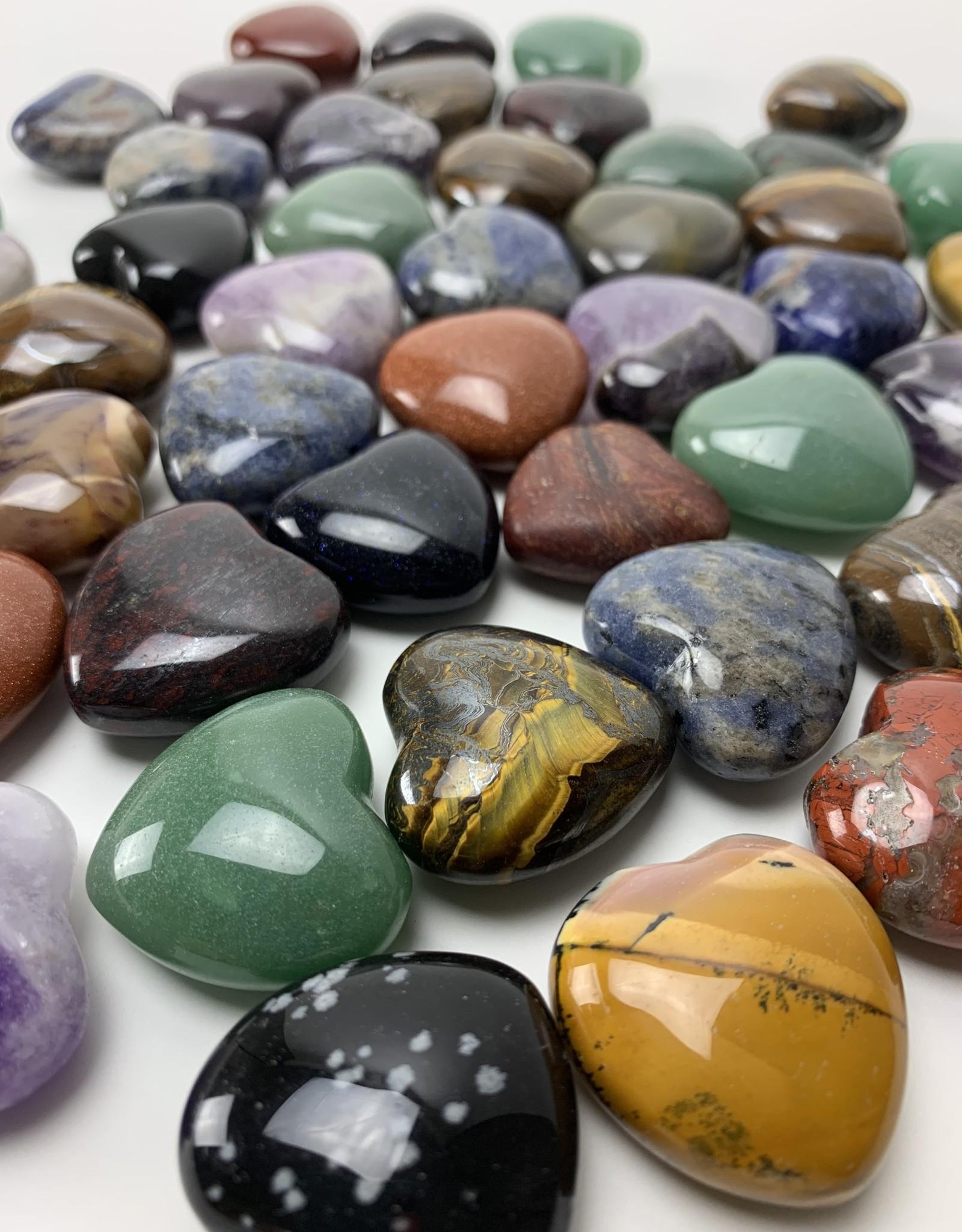 Pelham Grayson Assorted Gemstone Hearts