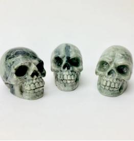 """Pelham Grayson 2"""" Crystal Skull"""