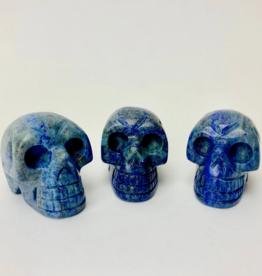 """Pelham Grayson 1.5"""" Crystal Skull"""