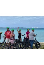 SOCIAL CYCLES Off the Beaten Path Ebike Adventure & Swim excursion.