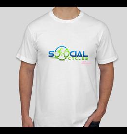 Social Cycles Tee Shirt Logo