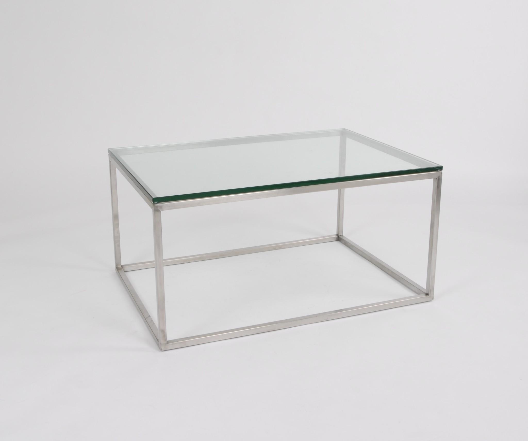 Milan Coffee table (Glass Top)