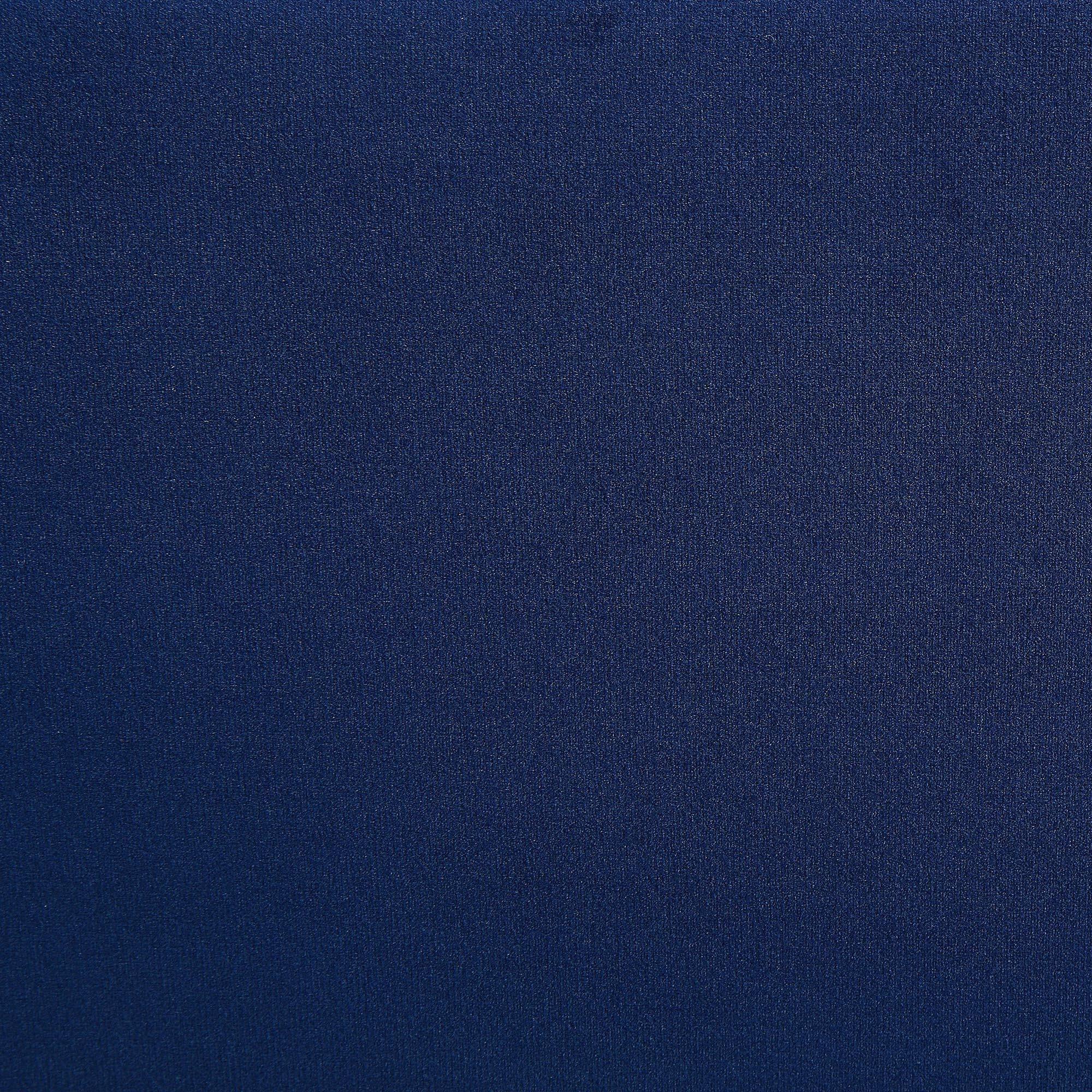 """Lino 60"""" Queen Platform Bed in Blue"""
