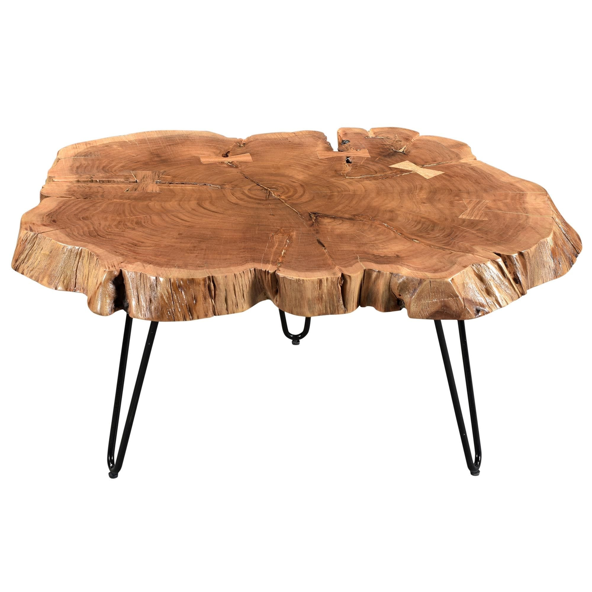 Pleasant Nila Coffee Table In Natural Machost Co Dining Chair Design Ideas Machostcouk