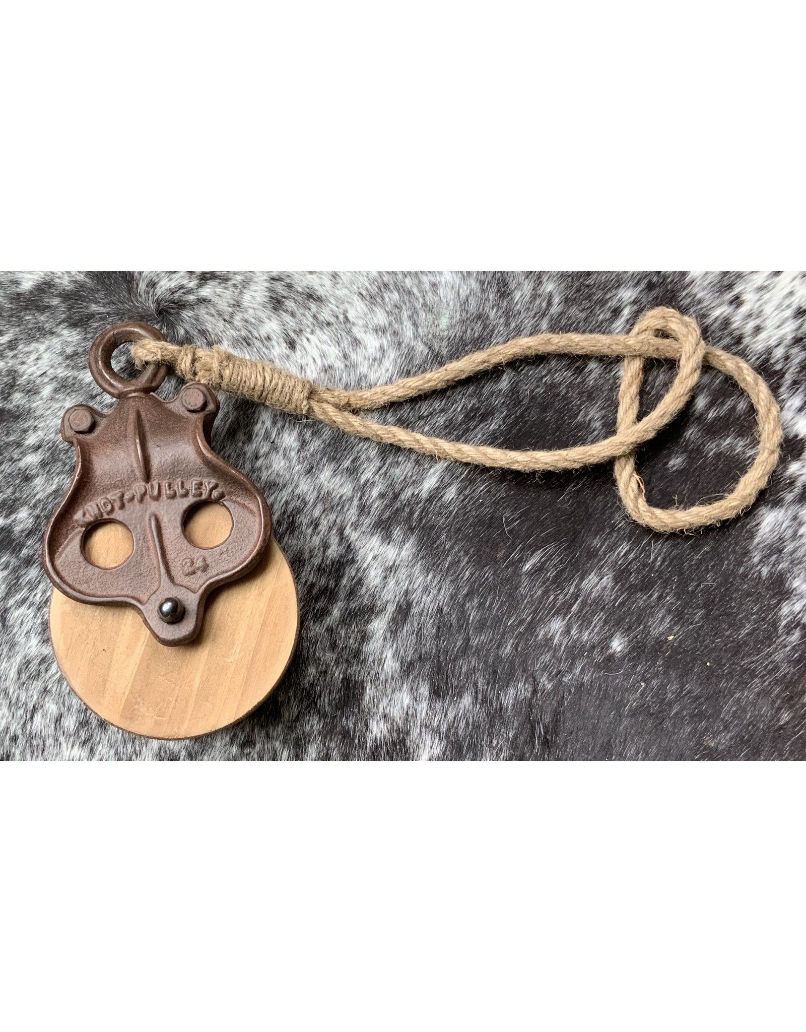 SPV Wood pulley
