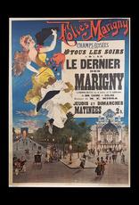 SPV Folies Marigny Poster