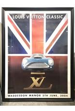 SPV Louis Vuitton Framed Razzia Linen backed print